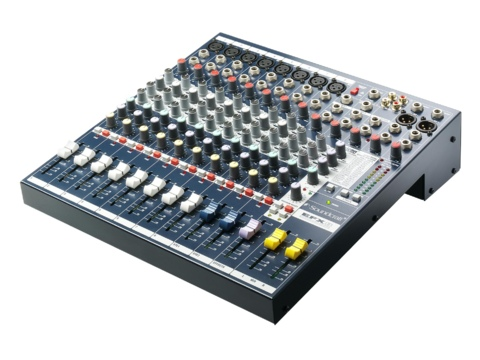 Микшерный пульт Soundcraft EFX